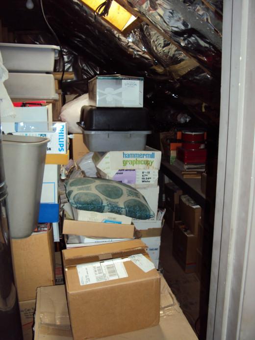 Stuff, stuff, and more stuff!