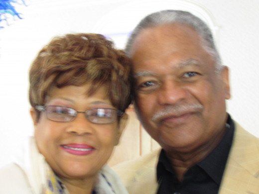 This beautiful couple has been married for more than 30 years. They both agree how their relationship is stronger because the husband stays within his role as head of the family based on what Almighty God requires of him. His wife agreed.