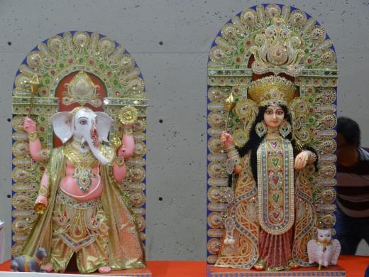 Ganesh & Lakshmi