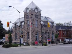 Post Office, 1911, Elora, Ontario