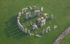 Stonehenge, a poem