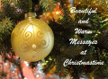 Traditional Christmas Card Messages