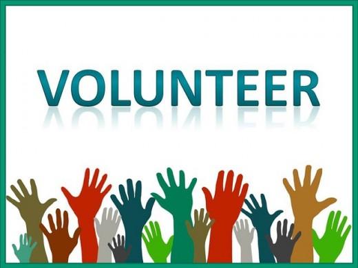 Volunteer with your kids!