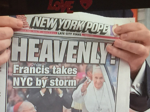 New York Pope