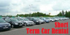 How to Select Short Term Car Rental?