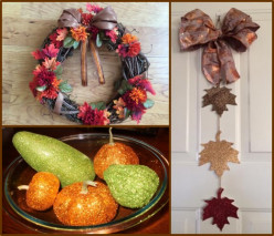 Are you making any fall crafts?