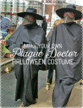 Plague Doctor Masks & Costumes