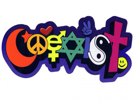 Can't we all just coexist?