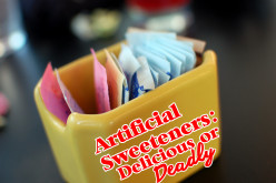 Aspartame & Artificial Sweeteners: Delicious or Deadly?