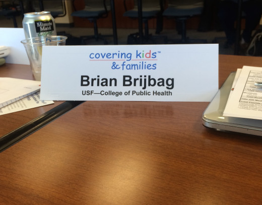 Brian Brijbag is an expert on Child Health Policy.