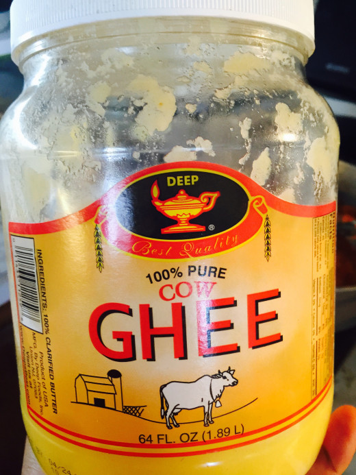 Use ghee (clarified butter) for best results. Oil or butter can also be used.