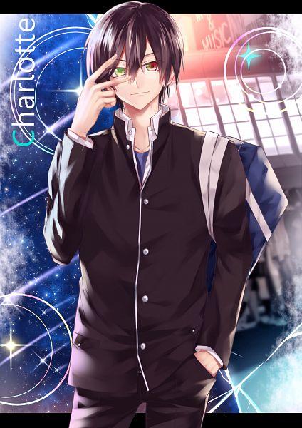 Yuu Otosaka, the main protagonist of Charlotte.