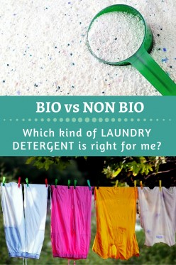 Biological or Non-Biological: What Is the Best Kind of Laundry Detergent for Me?
