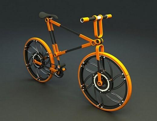 Fold bike