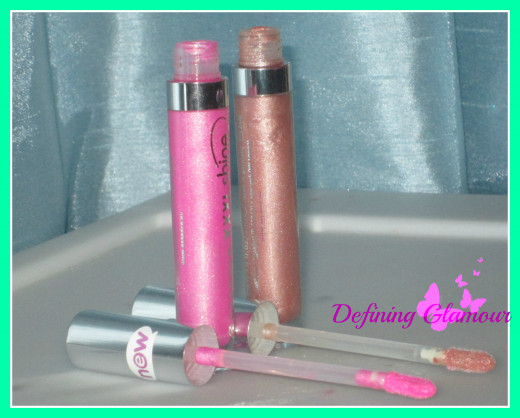 Shades Frosted Pink & Glamour To Go