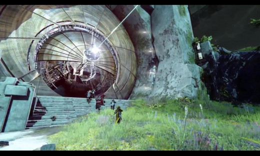 The Vault of Glass was a location I never could visit because I could never built a Fireteam of 6.