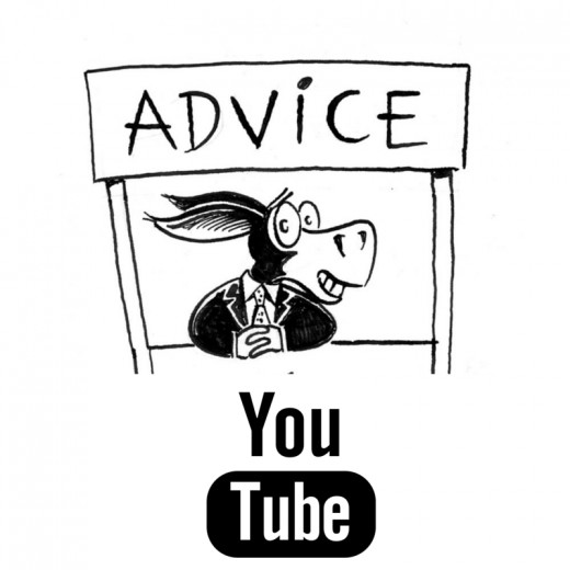 Advice To Be Sucessful A YouTuber