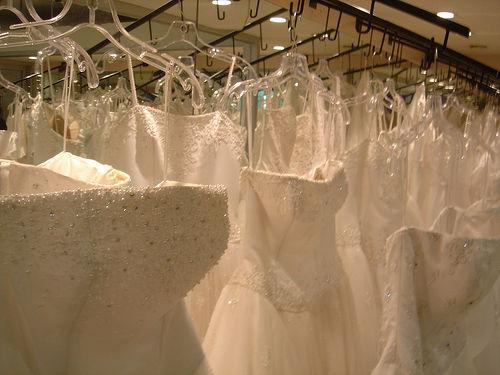 Wedding Dress Photo by Killrbeez via flickr