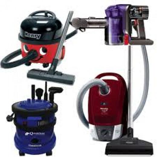 Hoovers (Vacuums)