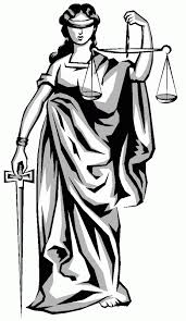 Lady Justice.