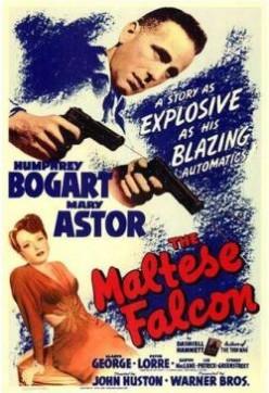 Review of Dashiell Hammett's The Maltese Falcon