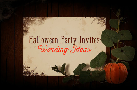 halloween party invitation wording ideas hubpages