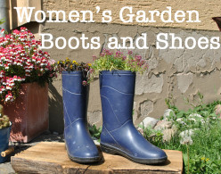 Best Women's Garden Shoes and Boots