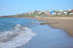 East beach, Punta Colorada