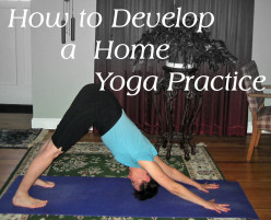 Tips for Developing Your Home Yoga Practice