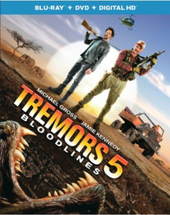 Tremors 5: Bloodlines (2015) - the Graboids are Back!!