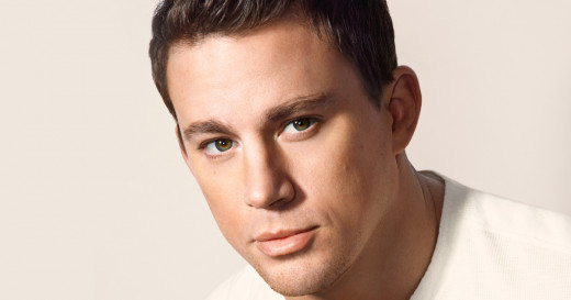Channing Tatum as James