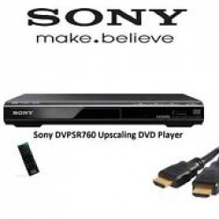 Review of the Sony DVPSR760 Upscaling DVD Player