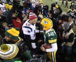 Green Bay vs. New England: Which Team do you Hate the Least?