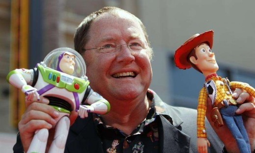 Co-creator John Lasseter was hoping for another hit but the movie is one of Pixar's least liked