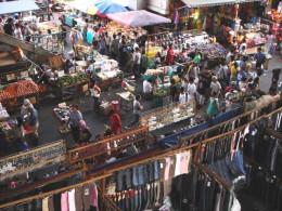Baclaran Market District