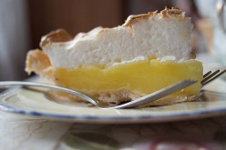 Making a Lemon Meringue Pie
