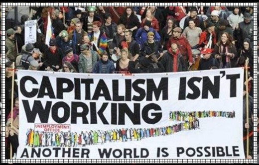 Profits are not unique to capitalism, but capitalism is claiming the common resources of mankind as private, and that is highly destructive to the greater goof.