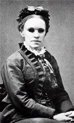 "Fanny Crosby, blinded at six weeks of age, wrote the hymn, ""Pass Me Not O Gentle Savior"