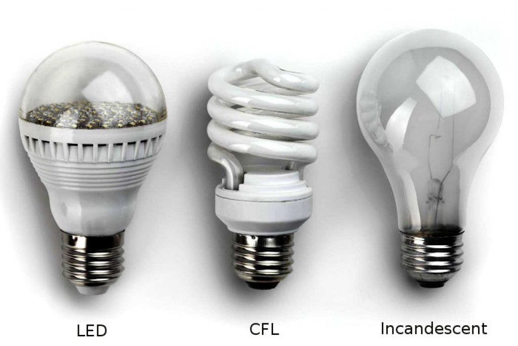 Make the switch to led light bulbs Cost of light bulb