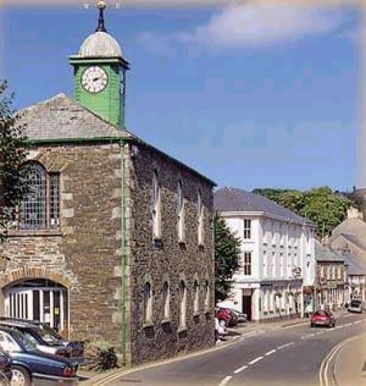 Camelford Cornwall