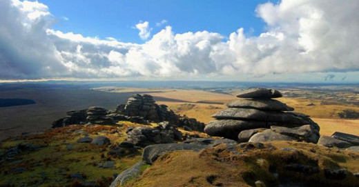 Mysterious Bodmin Moor