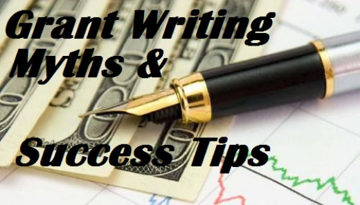 Grant Writing Myths & Success Tips