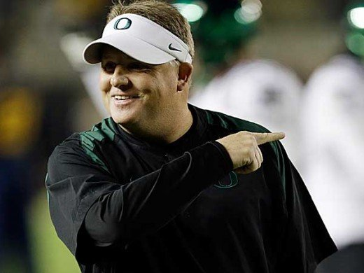 Is Phildelphia Eagles Head Coach Chip Kelly headed back to college?  I hope so.