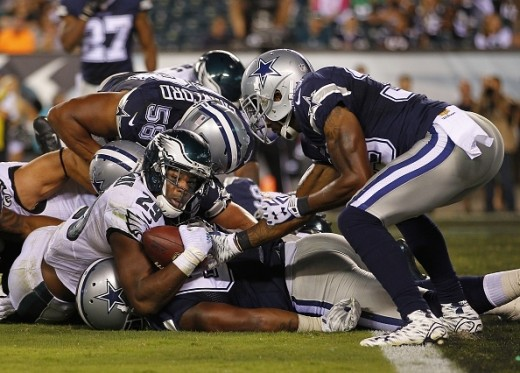 Bet Philadelphia Eagles RB DeMarco Murray wishes he was still in Dallas
