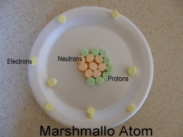 At the very least we might expect to see a concept of an atom or molecule... I made one like this in third grade...