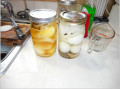 Minnesota Cooking: Pickled Hard Boiled Eggs - Tangy or Spicy