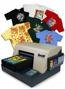 Direct Garment Printer