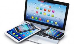 Mobile devices may also be monitored