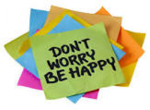 After successfully managing stress you live happy ever after.