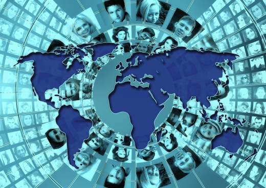 Global widespread communication